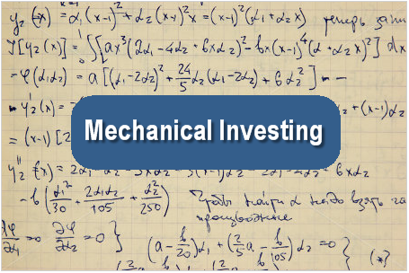 Mechanical Investing