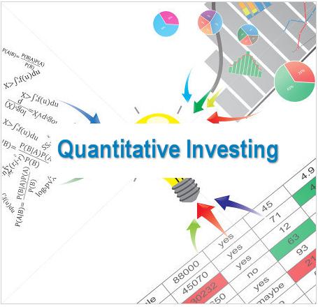 Quantitative Investing Formula Diagram
