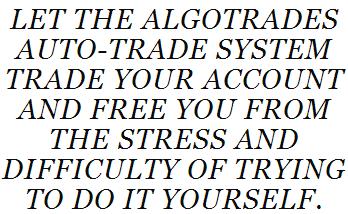 Algo trading system design